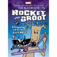 Image of Rocket and Groot: Stranded on Planet Strip Mall! Book # 1