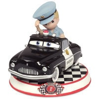 Sheriff Figurine by Precious Moments - Cars