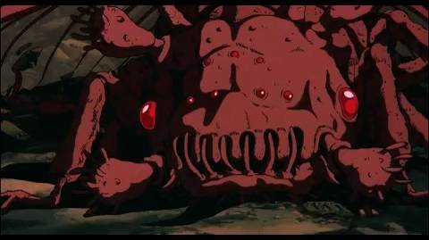 Nausicaa Of The Valley Of The Wind: Insect Chamber
