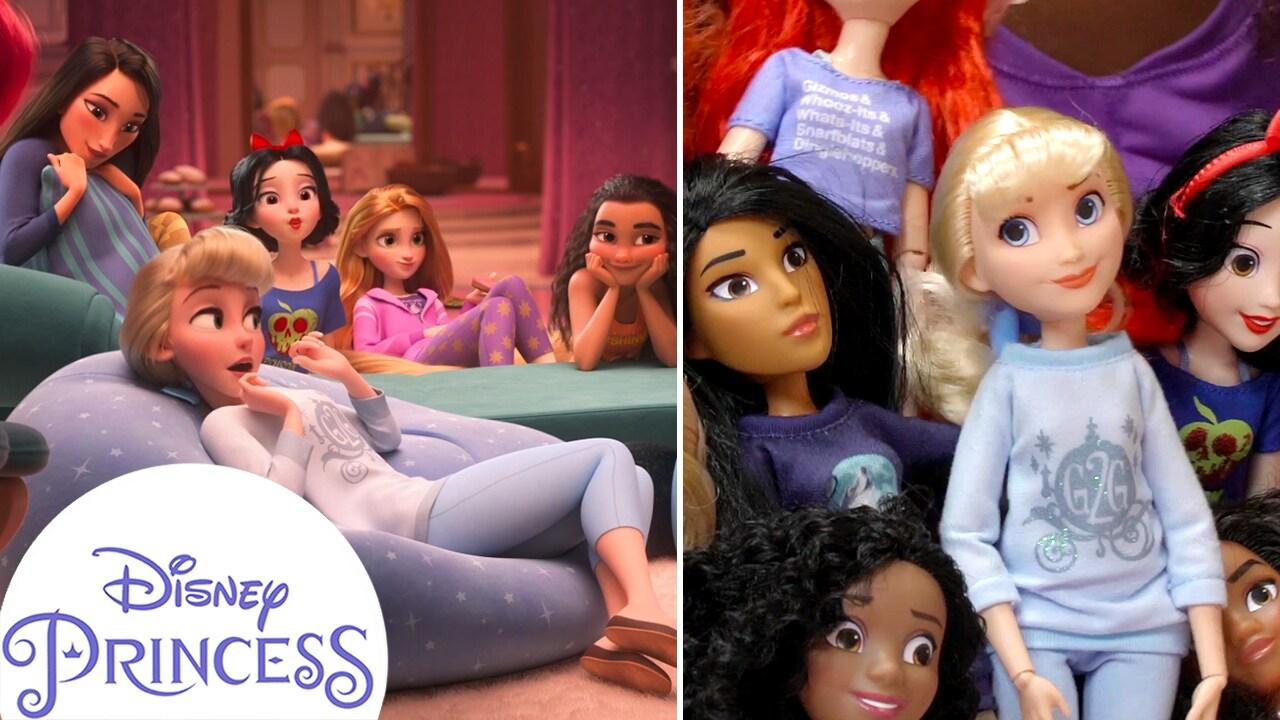 Unboxing the Hasbro Comfy Princess Dolls! | Disney Princess