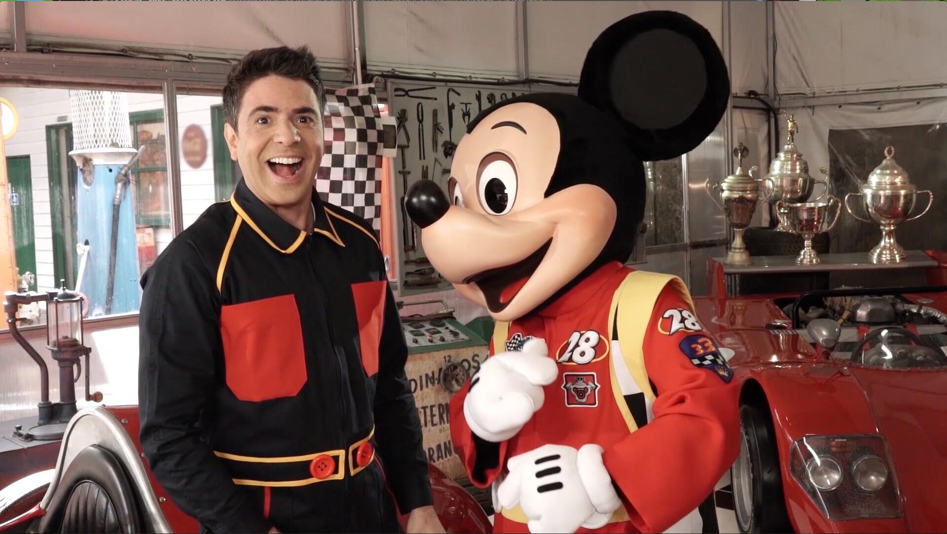 Mickey – Aventuras sobre Rodas I Disney Planet