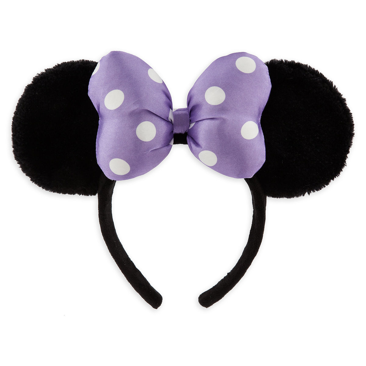 Product Image of Minnie Mouse Ear Headband for Kids - Purple   1 3db6d95e11f