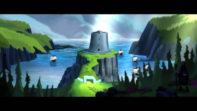 Rebelle - La légende de Mordu