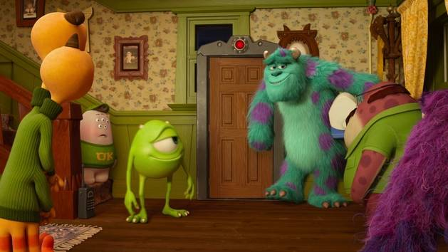 Oozma Kappa Party - Monsters University Party Central Clip