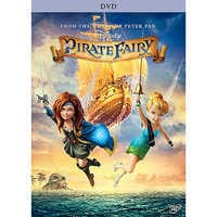 Image of The Pirate Fairy DVD # 1