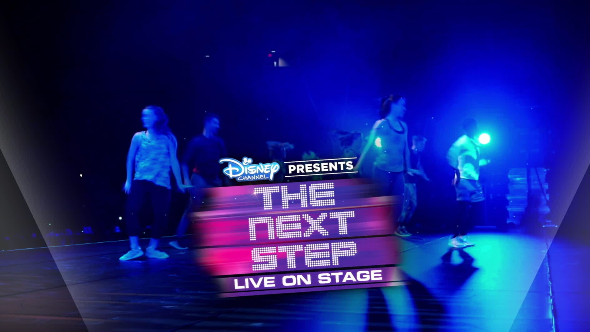 Disney Channel Presents The Next Step Live On Stage