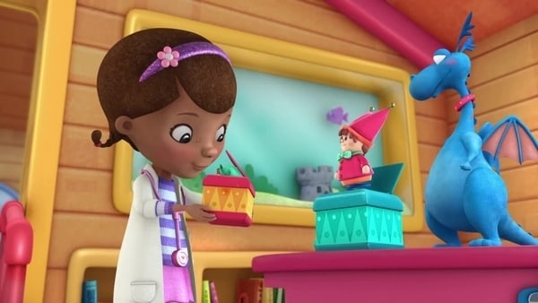 Doc McStuffins, Spielzeugärztin - Jack springt hoch hinaus / Ricardo, der energielose Rennwagen