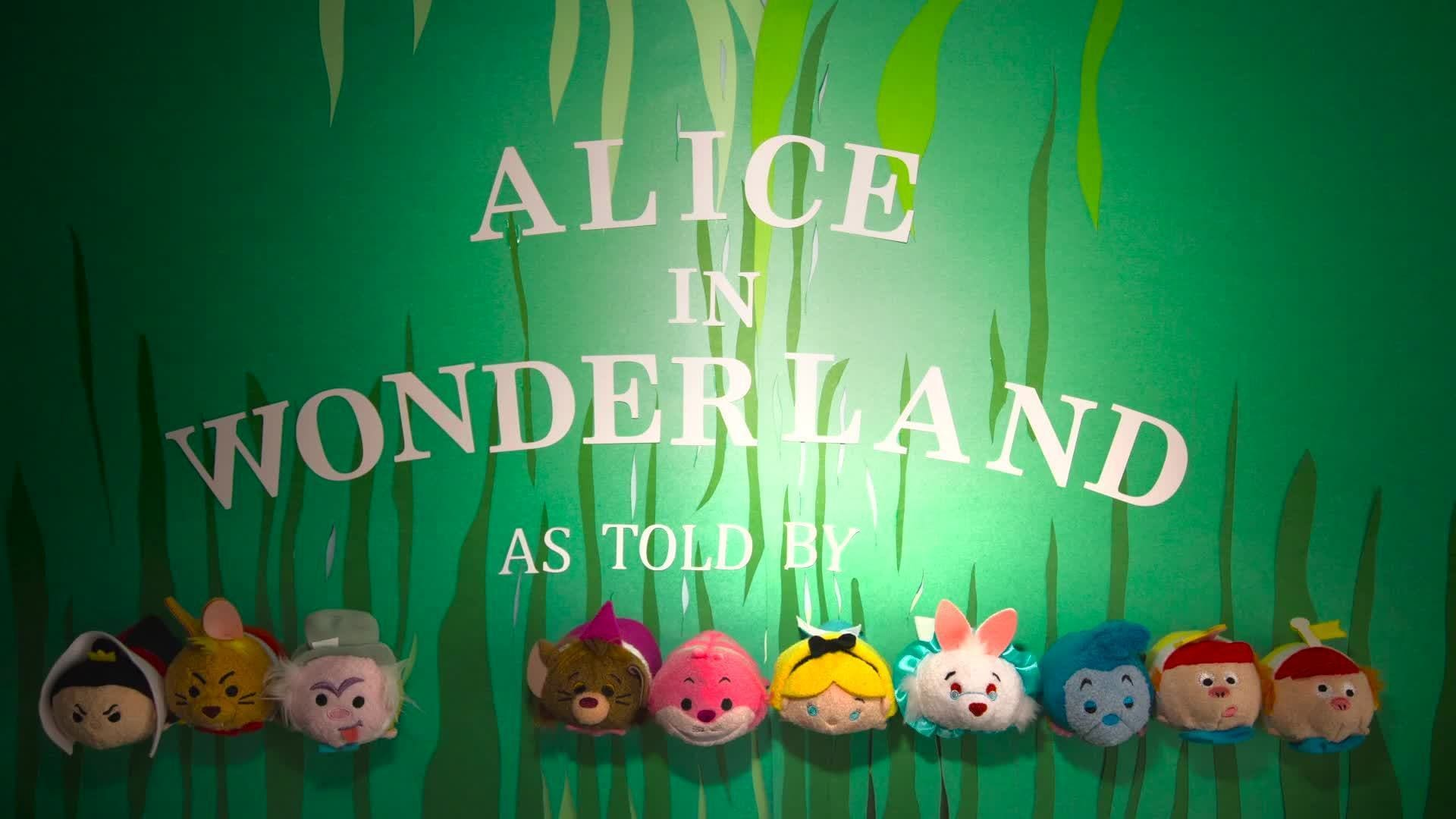 Alice in Wonderland as told by Tsum Tsum | Oh My Disney