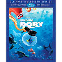 Image of Finding Dory 3D Blu-ray Ultimate Collector's Edition # 1