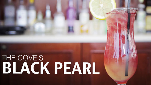 The Cove's Black Pearl | Disney Parks Mixology School | Disney Insider