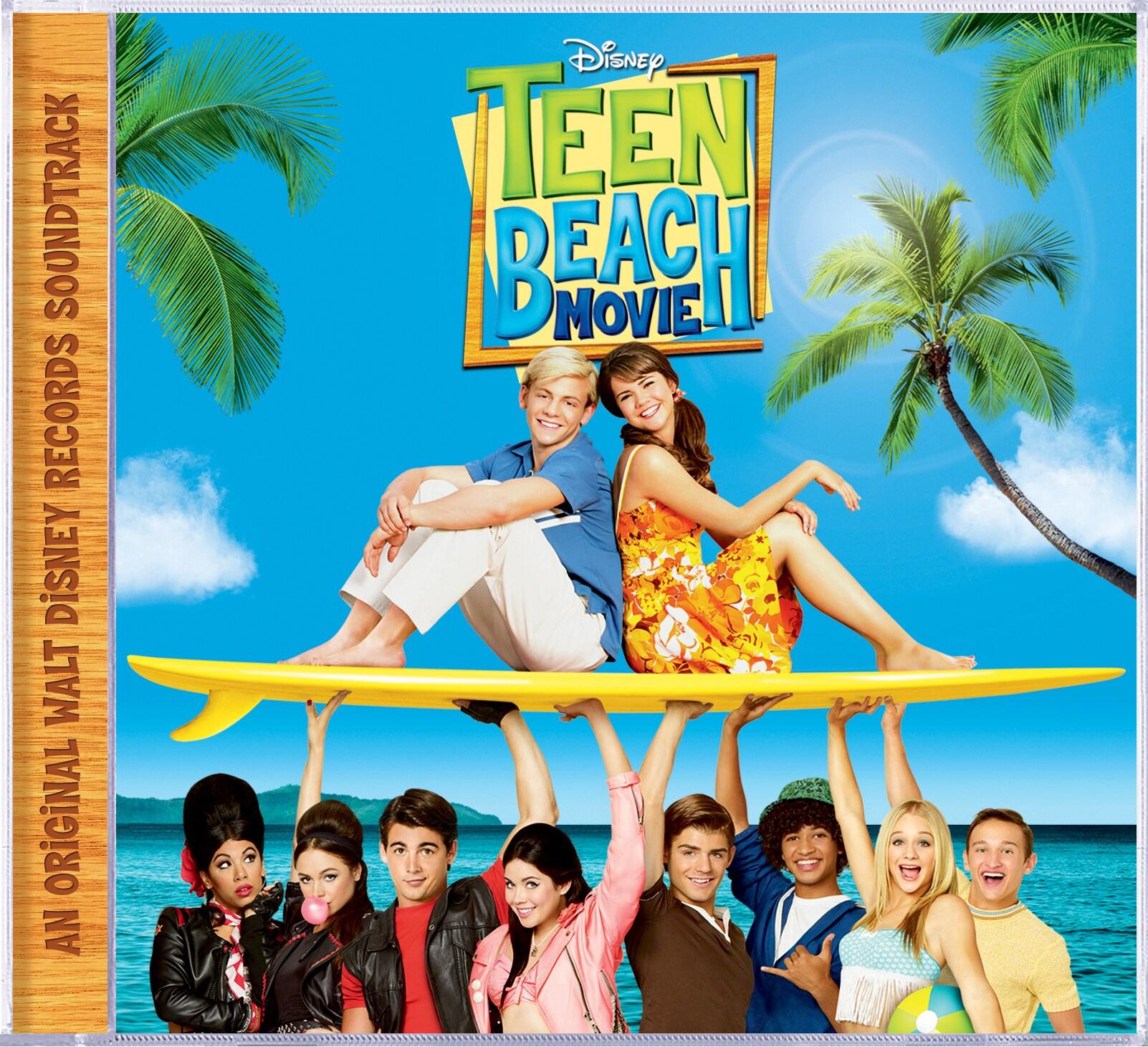 Teenage Beach Movie Toys : Teen beach movie disney music