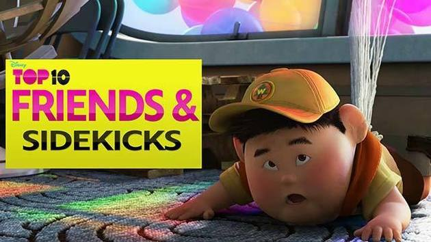 Friends & Sidekicks | Movie Clips - Disney Top Ten