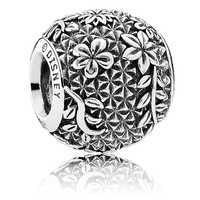 Image of Epcot Floral Charm by Pandora Jewelry # 2