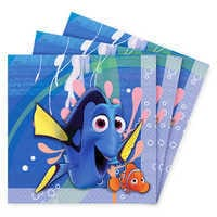 Image of Finding Dory Lunch Napkins # 1