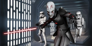 Star Wars Rebels: Meet the Inquisitor, the Empire's Jedi Hunter