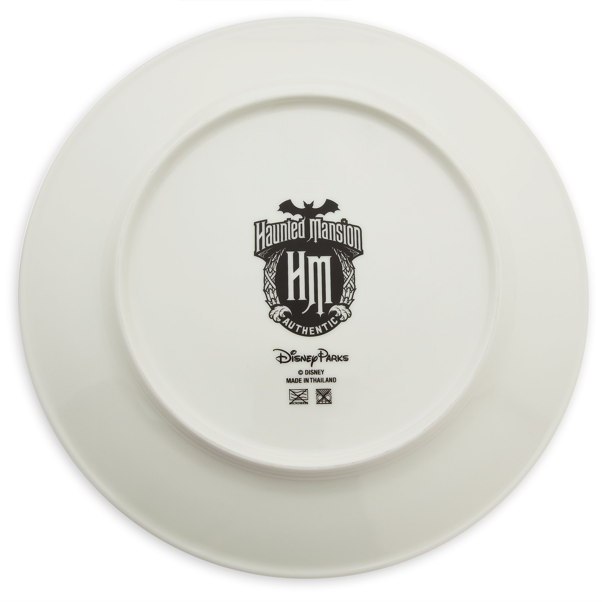 Thumbnail Image of The Haunted Mansion Porcelain Dinner Plate # 3  sc 1 st  shopDisney & The Haunted Mansion Porcelain Dinner Plate | shopDisney