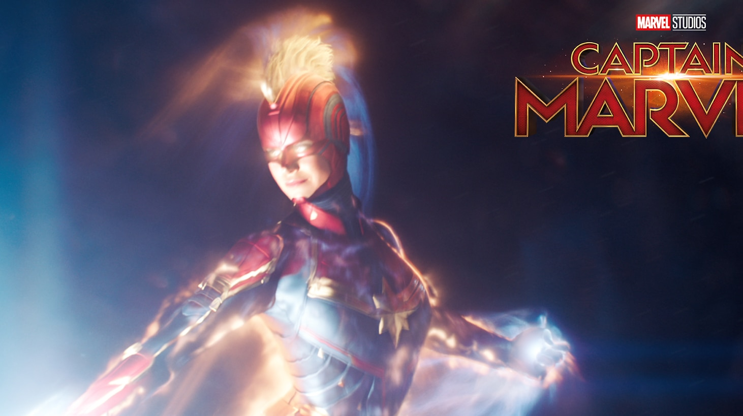 Marvel Studios': Captain Marvel – In Theaters March 8