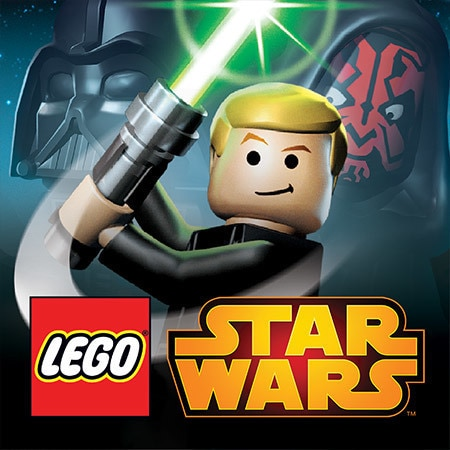 Lego Star Wars The Complete Saga Disney Lol