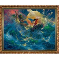 Image of Mickey Mouse ''Sorcerer Symphony'' Giclée by James Coleman # 1