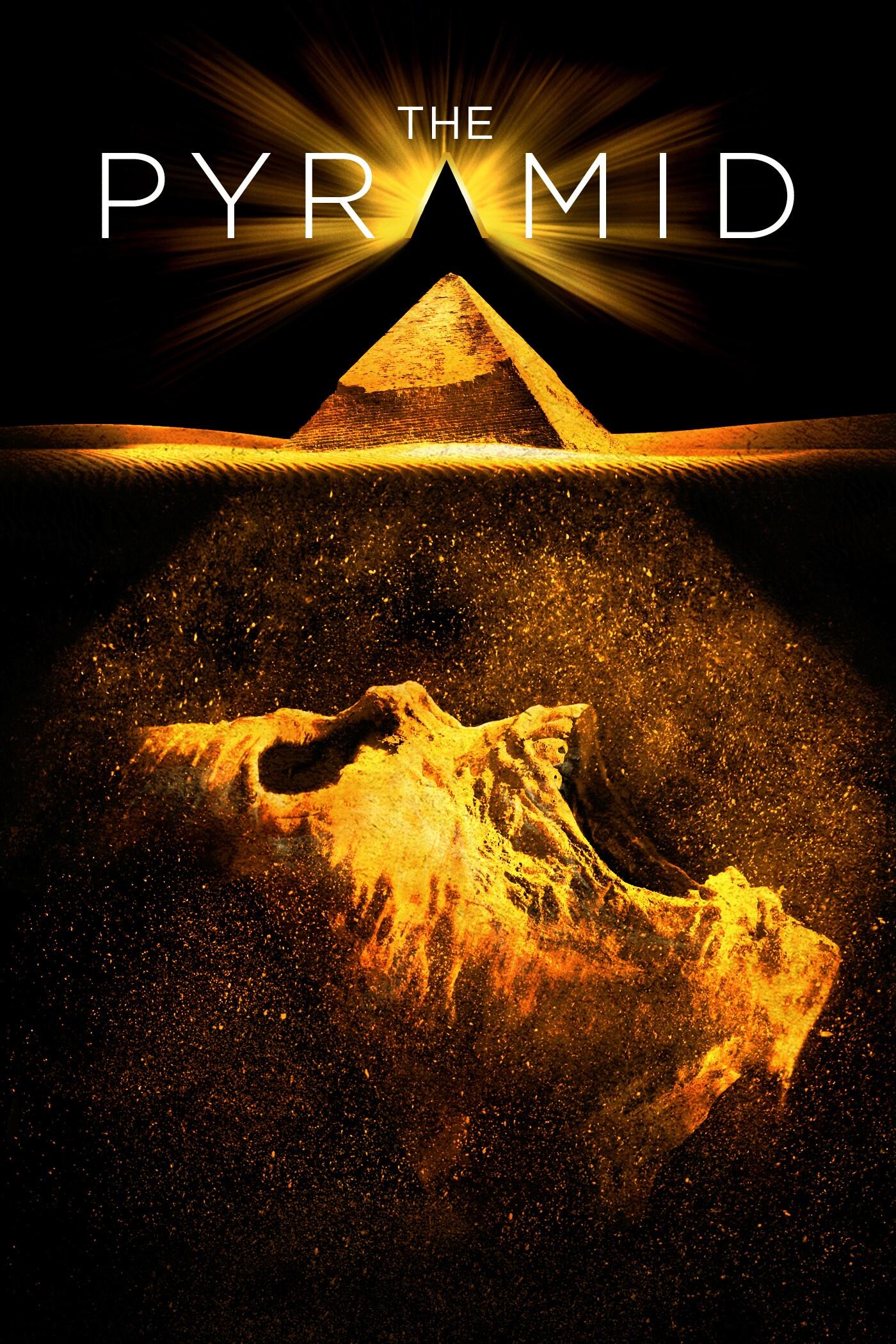 The Pyramid movie poster