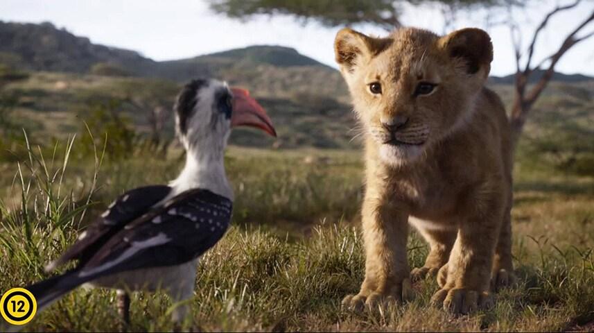 Az oroszlánkirály - 2. előzetes
