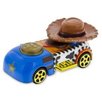 Woody Disney Racers Die Cast Car
