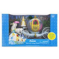 Image of Cinderella Horse and Carriage Play Set # 2