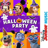 Disney Junior Music Halloween Party