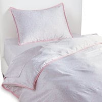 Minnie Mouse Scroll Duvet Cover by Ethan Allen