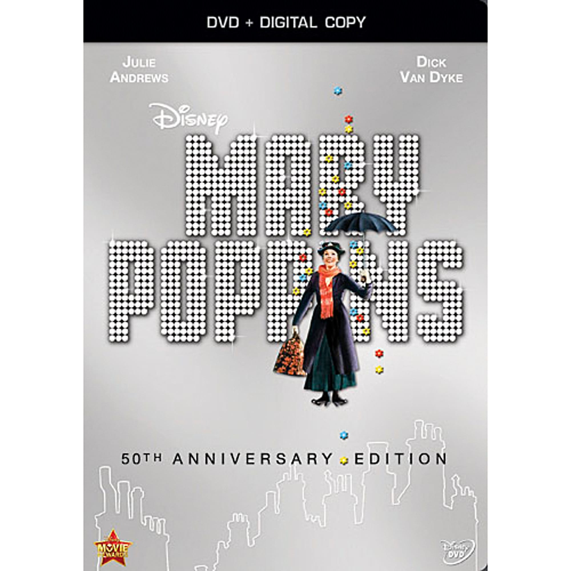 Mary Poppins 50th Anniversary Edition DVD | shopDisney