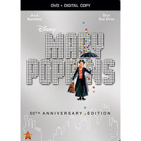 Mary Poppins 50th Anniversary Edition DVD