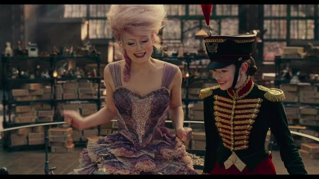 The Nutcracker and the Four Realms | In-home Trailer