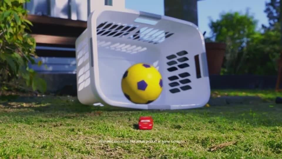 Cars Shorts: Die Cast Autos treten an zum Autoball