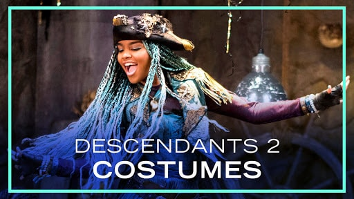 Descendants 2 Costumes with Kara Saun | Disney Style