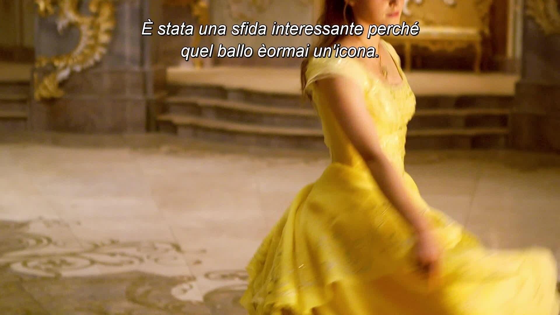 Il vestito di Belle