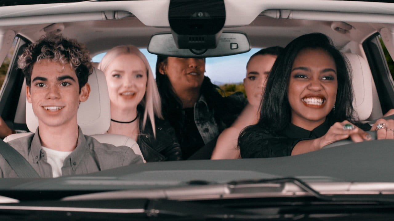 """What's My Name"" (CARscendants Official Video) by China Anne McClain & Thomas Doherty & Dylan Playfair"