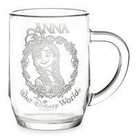 Anna Glass Mug by Arribas - Personalizable