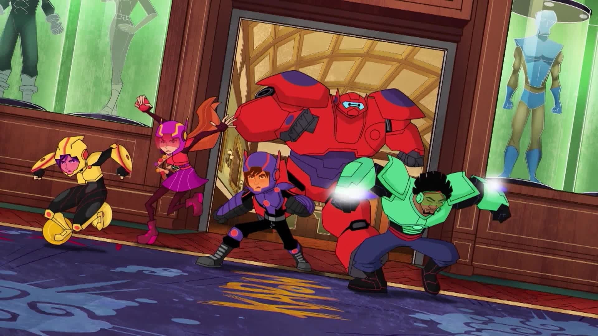 Big Hero 6: La serie en Disney XD