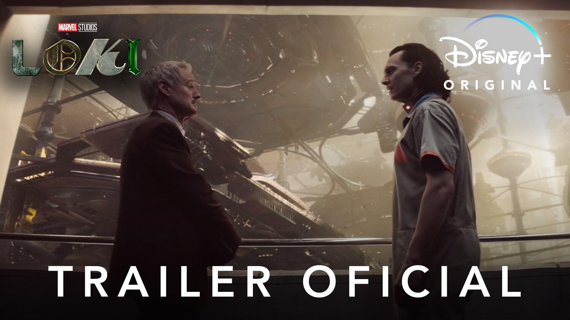 Loki: Marvel Studios - Trailer Oficial Legendado - Disney+