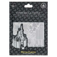 Image of Cinderella Castle Metal Earth 3D Model Kit # 2