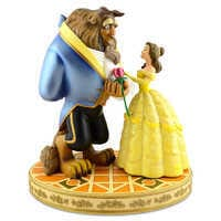 Image of Beauty and the Beast Sculpted Figure # 1
