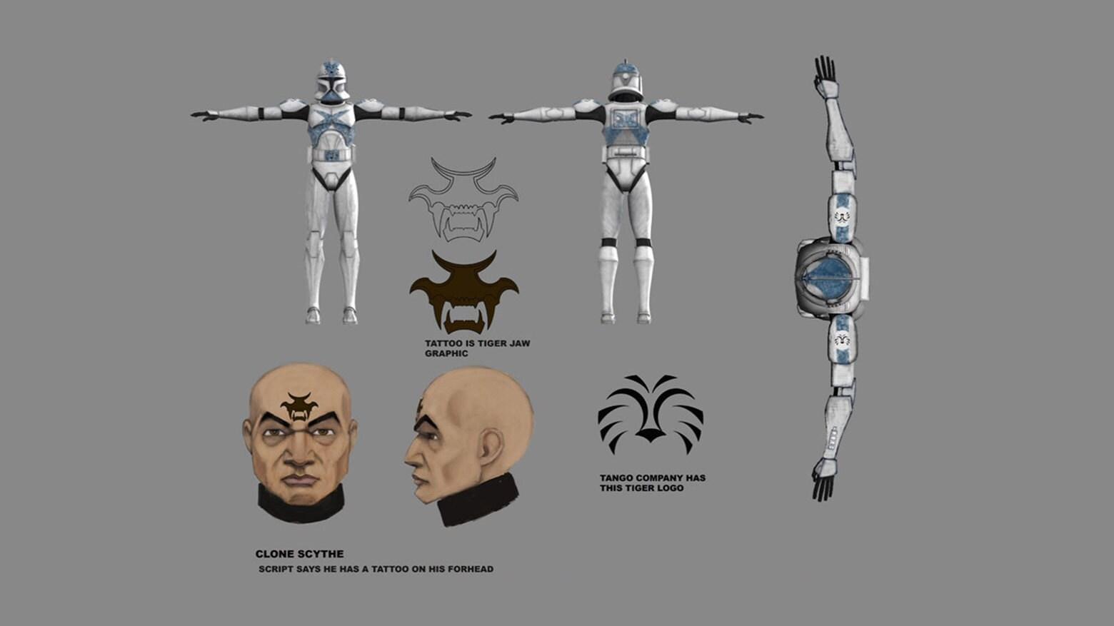 star wars clonetrooper concept - photo #19