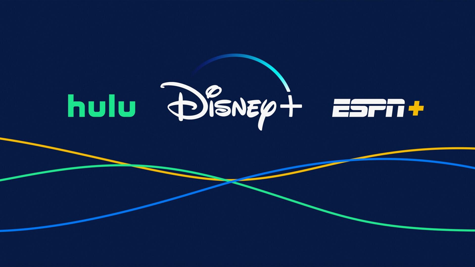 The Ultimate Streaming Trio | Disney+ | Hulu | ESPN+