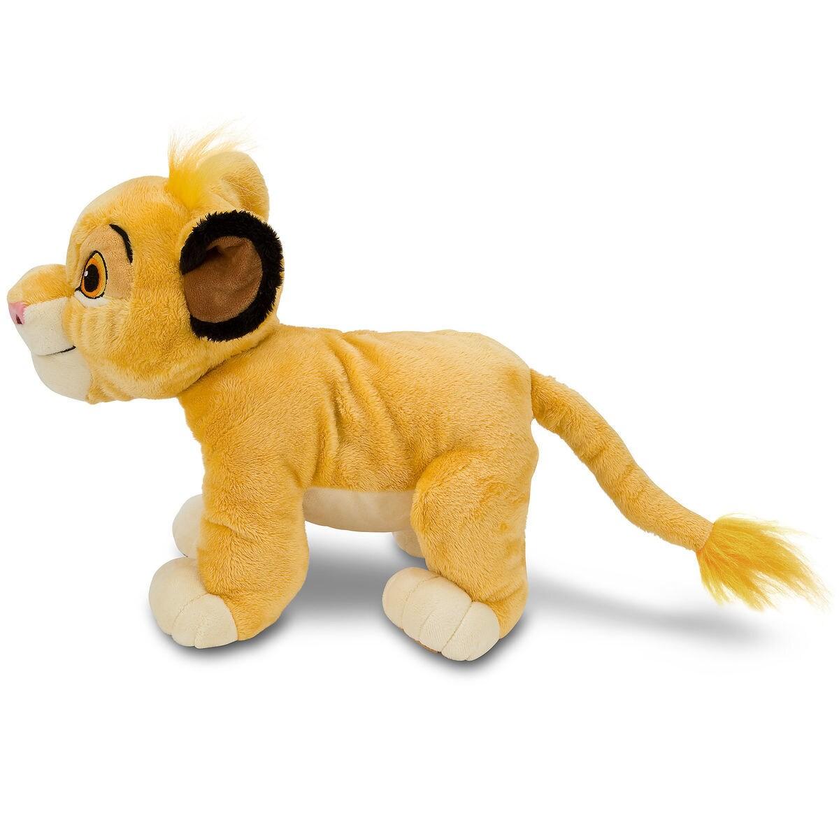 Simba Plush The Lion King Medium 11 Shopdisney