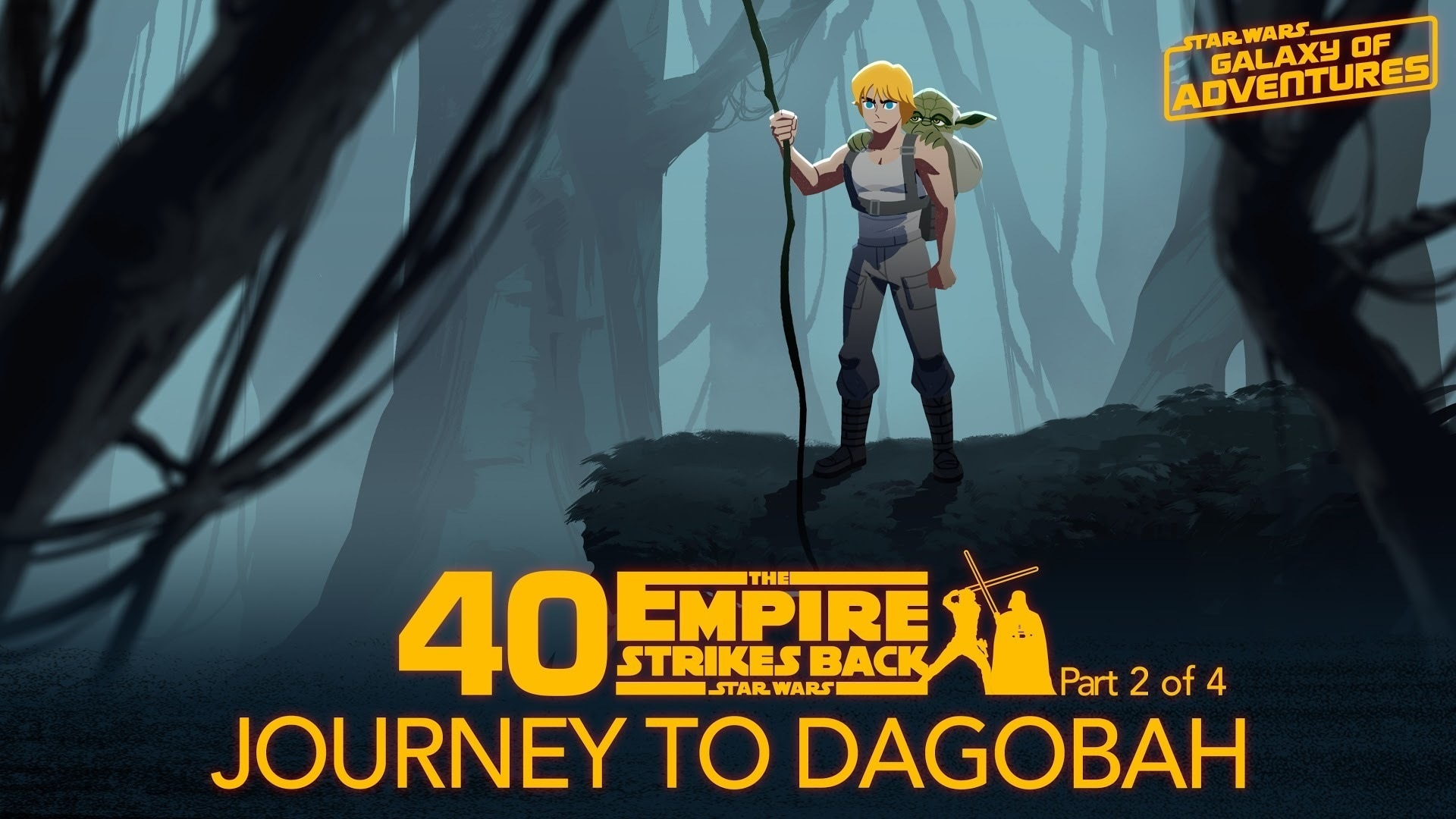 Journey to Dagobah | Star Wars Galaxy of Adventures