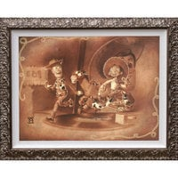 Image of Woody and Jessie ''Roundup Gang'' Giclée by Noah # 2