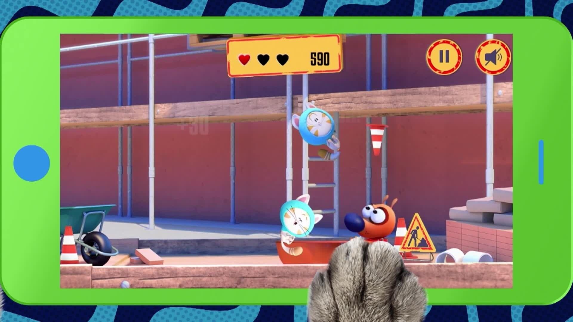 Nuevos juegos en la APP de Disney Channel