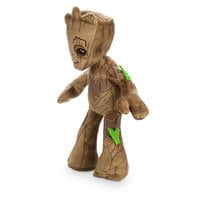 Image of Groot Plush - Guardians of the Galaxy Vol. 2 - Mini Bean Bag - 8 1/2'' # 2