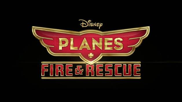 Planes Fire & Rescue Trailer