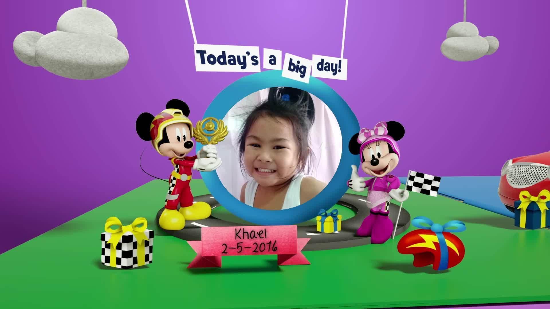 Disney Junior Birthday Book 2021 May Album 8